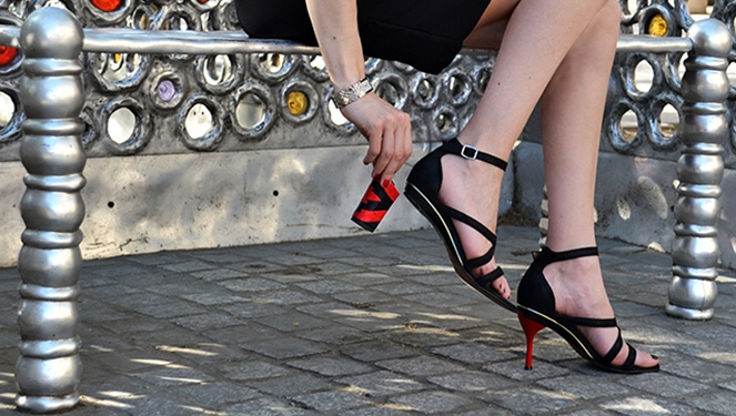 Rx For Commuters: These Heels Can Turn Into Flats
