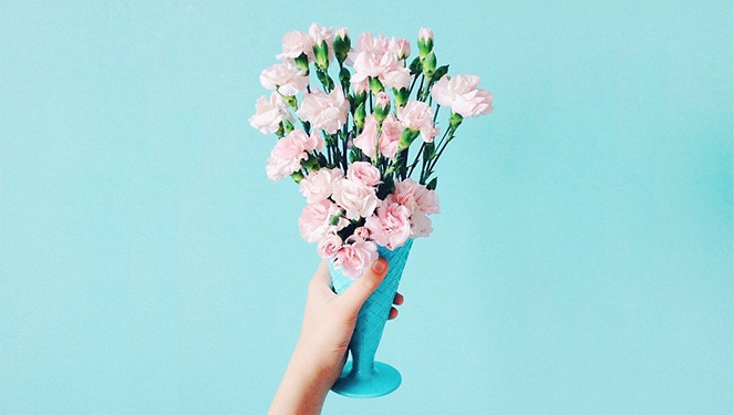 7 Instagram Stars and the Flowers They Love