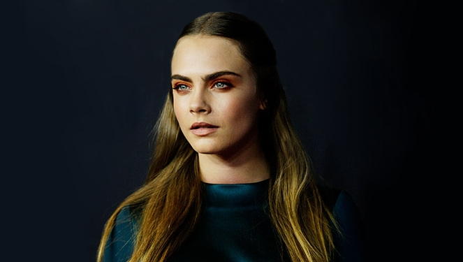 How To Get Colored Smokey Eyes Like Cara Delevingne