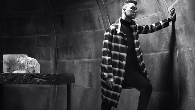 Sam Smith Is The New Face Of Balenciaga