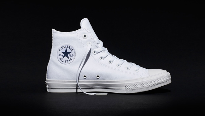 See How Nike Redesigned The Converse Shoe