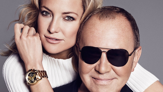 Kate Hudson Joins Michael Kors In The Fight Against World Hunger