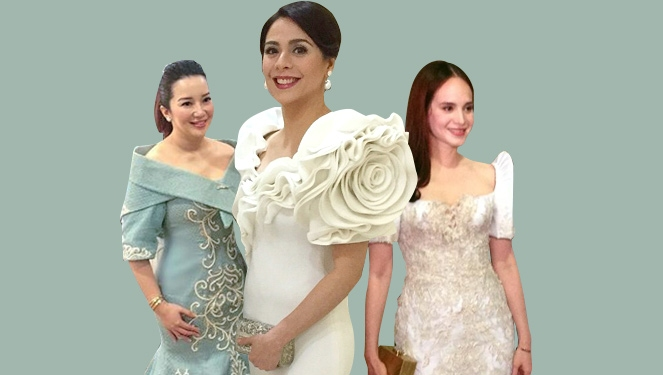 Best Dressed At Sona 2015 Preview