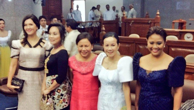 Live Blog: All The Looks At Sona 2015
