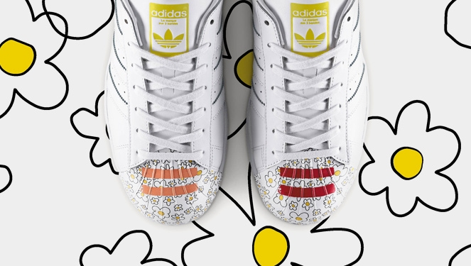 Pharrell Designs Another Line Of Adidas Superstars