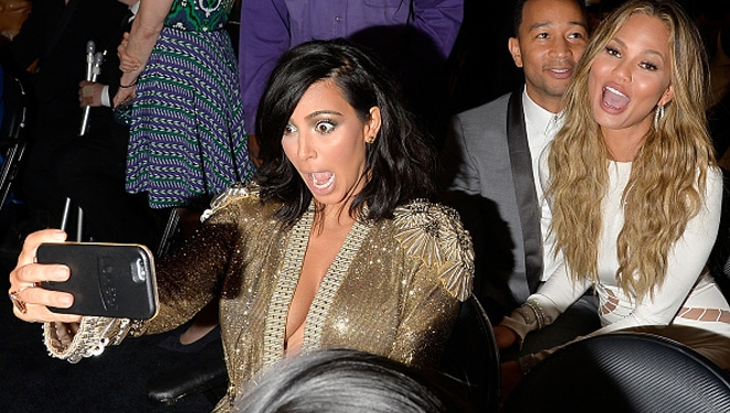 The Weirdest Reaction To Kim K's Break The Internet Campaign