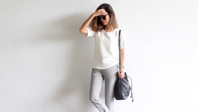 5 Bloggers Who Rocked Monochromes This Week