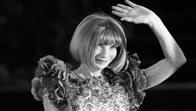 Anna Wintour Commends Zara
