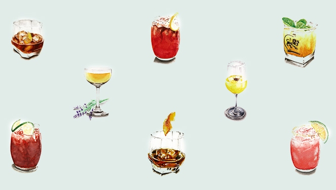 Rowena Lopez Drew All The New Cocktails At The Bowery