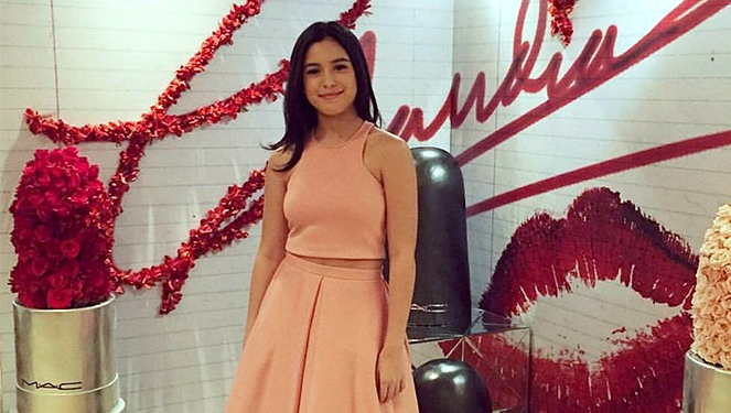 A Peek Inside Claudia Barretto's Super Sweet 16