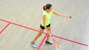 Tweetie De Leon-gonzalez Hosted A Celebrity Squash Tournament