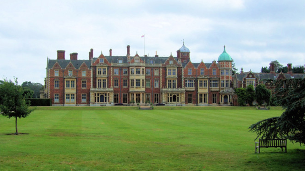 You Can Stay at the Queen's Sandringham Estate