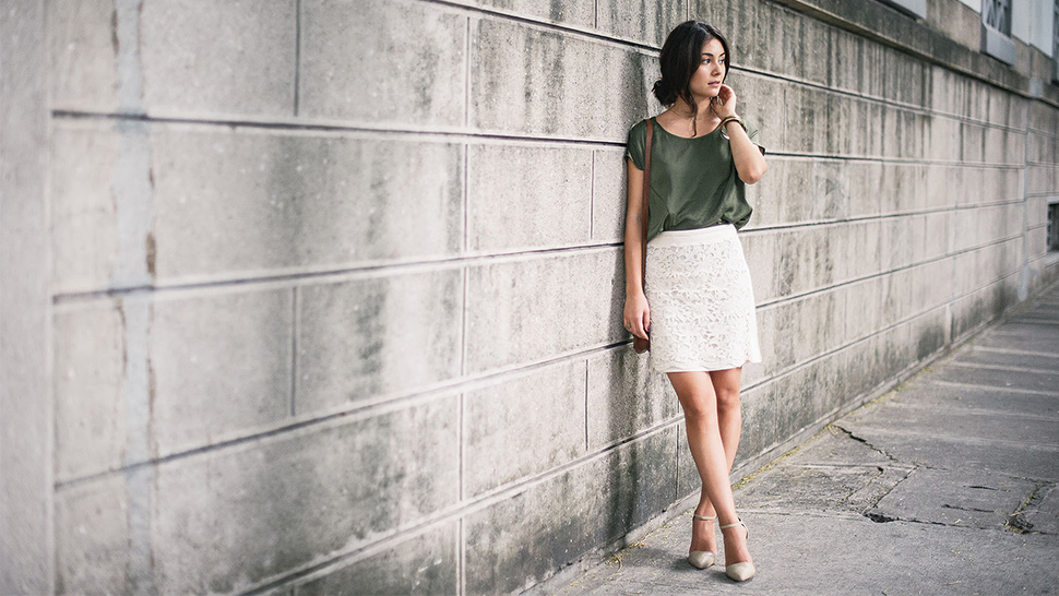 5 Bloggers Who Looked Lovely in Lace This Week