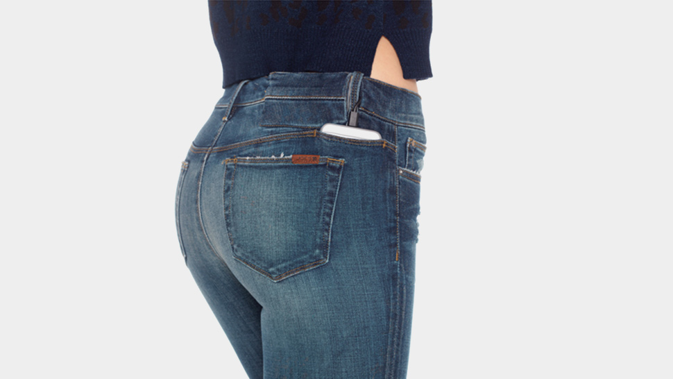 Jeans that Can Charge Your iPhone