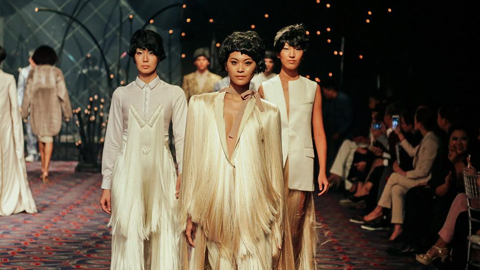 Joey Samson's Gala Collection at the Philippine Fashion Ball