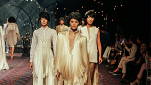 Joey Samson's Gala Collection At The Philippine Fashion Ball