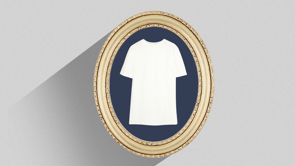 6 Ridiculously Expensive Plain White Tees