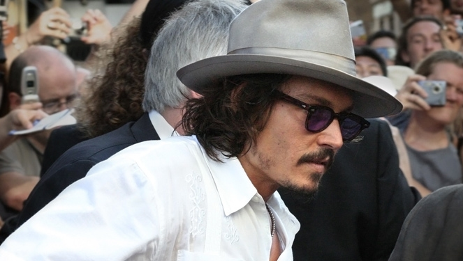 Watch: Johnny Depp's Campaign Teaser For Dior Sauvage