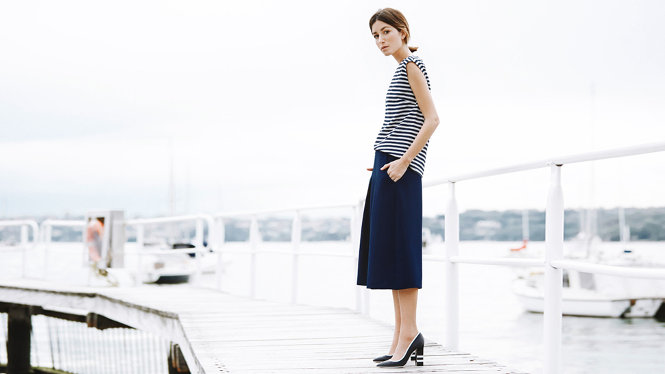 5 Bloggers Who Wore Stripes This Week
