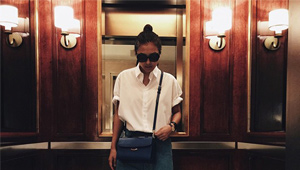 10 Celebrity Fashion Moments In Elevators