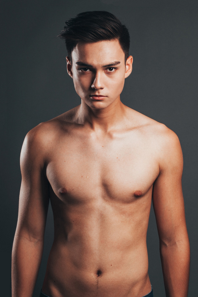Filipino man sexy