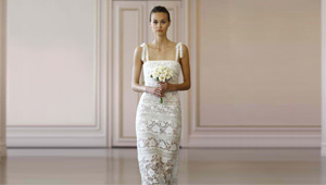 11 Wedding Gown Pegs From The Spring Runways