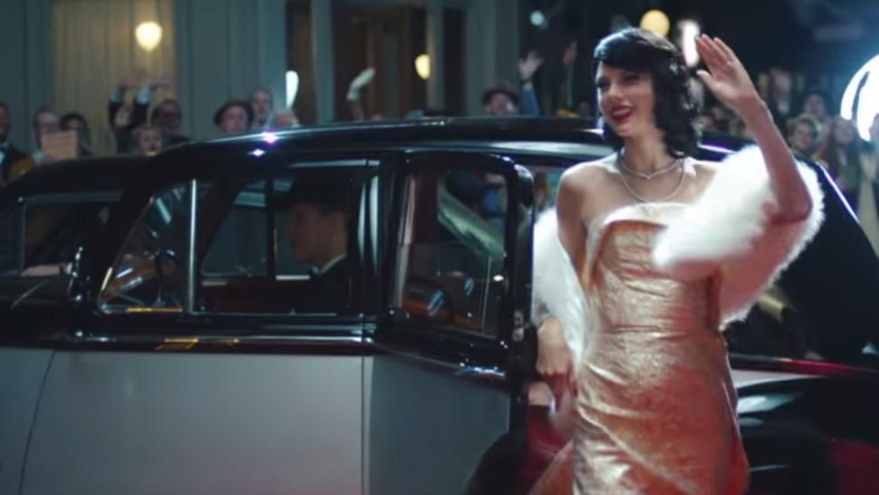 WATCH: Taylor Swift's 'Wildest Dreams' Music Video