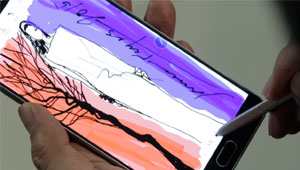 We Want Samsung's New 'phablet'