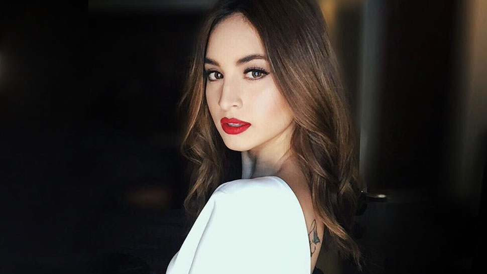 Coleen Garcia Looked Fab in 'Conservative' White Dress