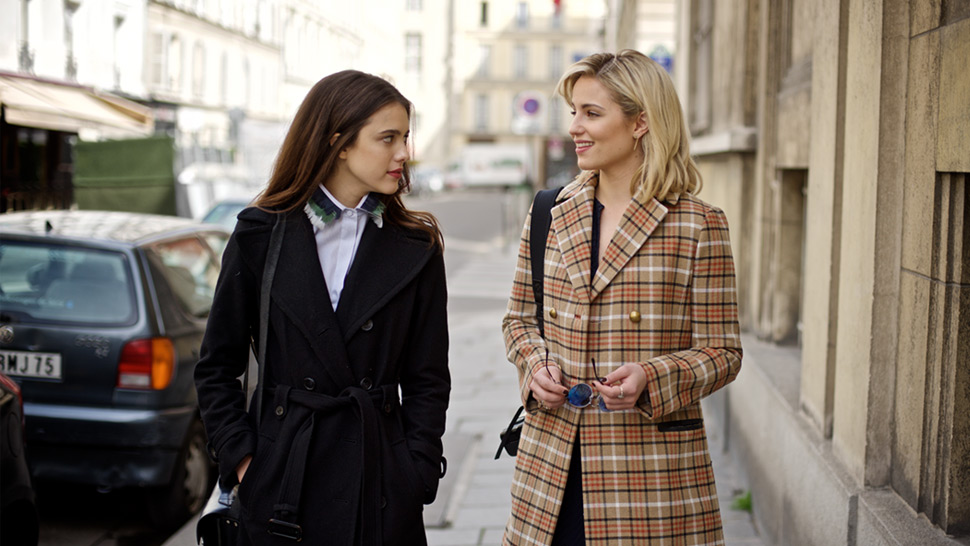 Watch: Glee's Dianna Agron Directs Short Film For Tory Burch