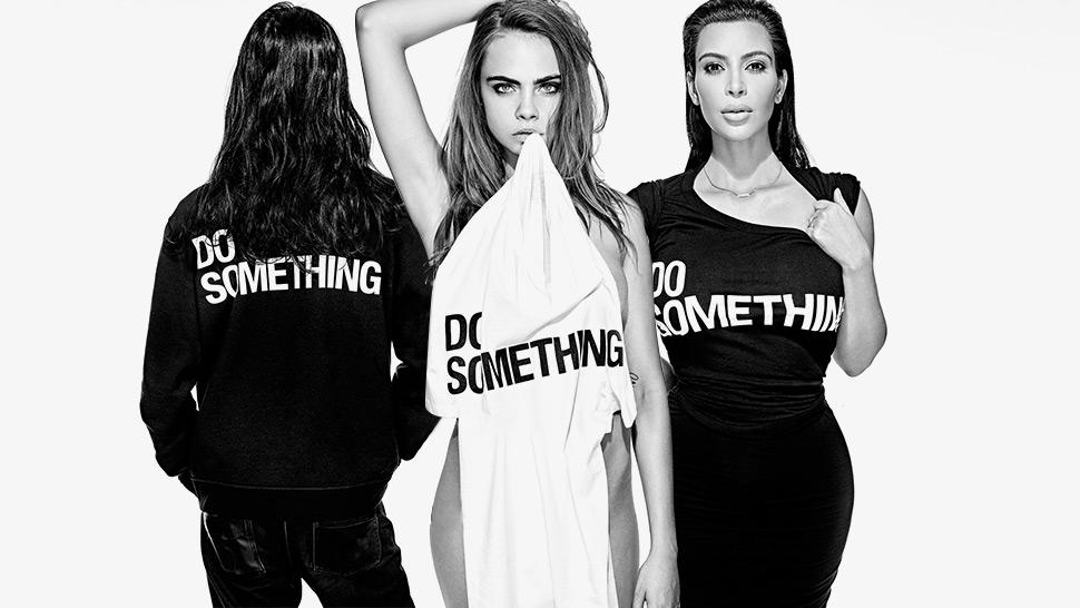 Kim Kardashian, Cara Delevingne Lead Alexander Wang Campaign