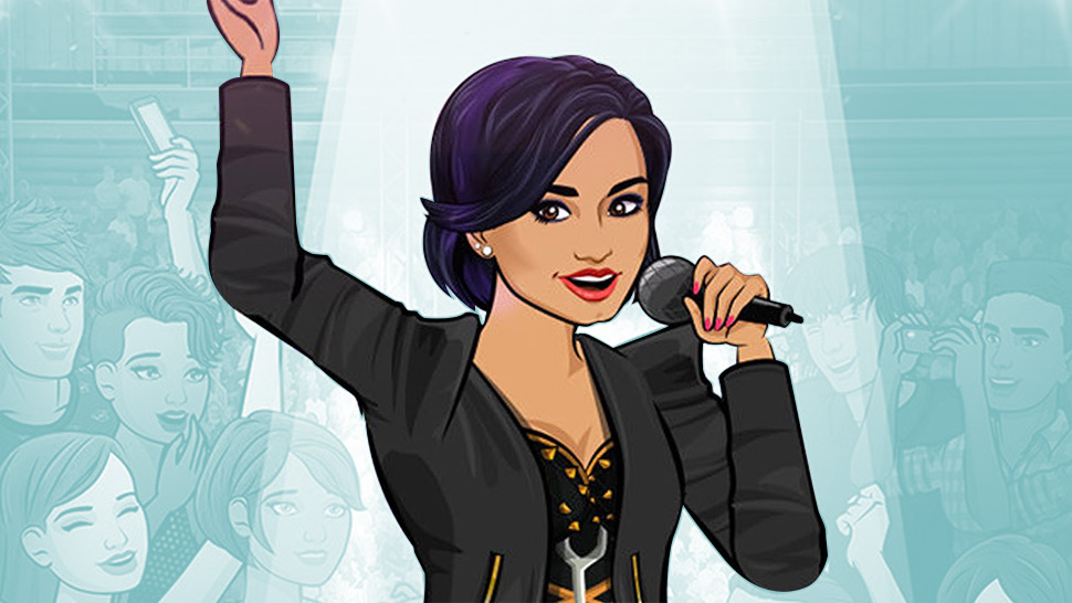Demi Lovato Launched A Mobile Game!
