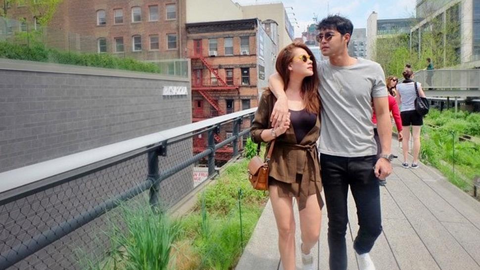9 Globetrotting Celebrity Couples