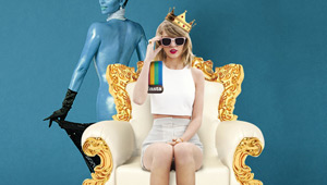 Taylor Swift Dethrones Kim Kardashian As Ig's Most Followed Celebrity