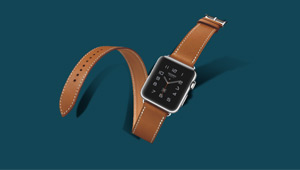 First Look At The Apple Watch Hermès Collection