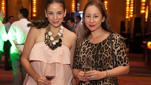 The Fabulous Guests At Town & Country's Fabulous Food Affair