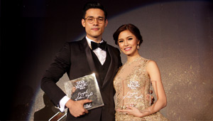 See: Photos Of Your Favorite Love Teams Slow Dancing At The Star Magic Ball