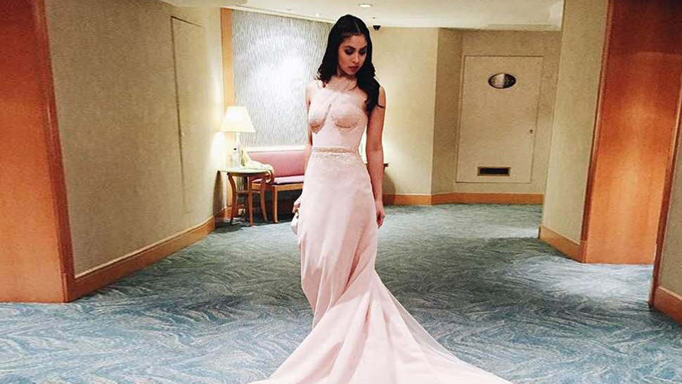 Stylized Dressed Up Bea Alonzo, Julia Barretto And More For The #9thstarmagicball