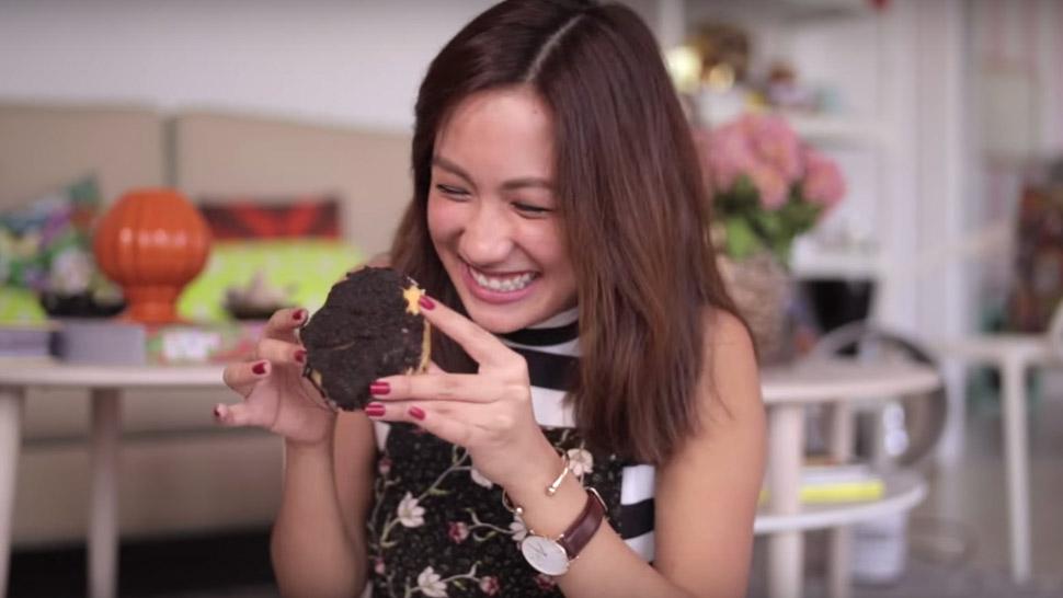 Laureen Uy Tries to Vlog
