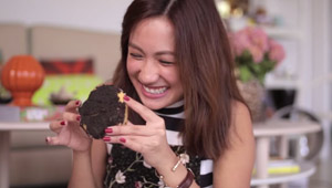 Laureen Uy Tries To Vlog