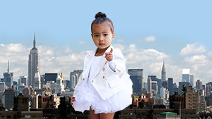 10 Times North West Probably Dressed Better Than You