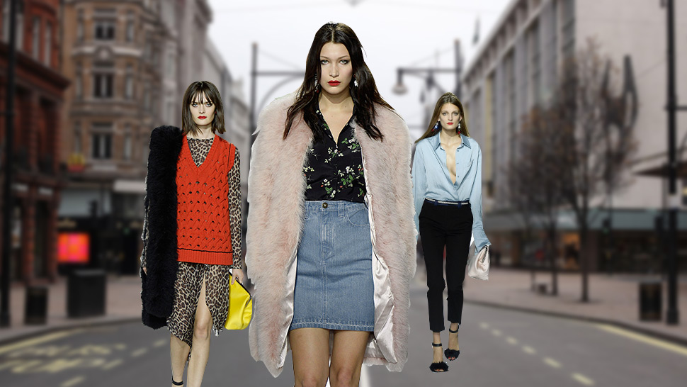 Meet The Girls Of Topshop: Bella Hadid, Suki Waterhouse, Alexa Chung, And More