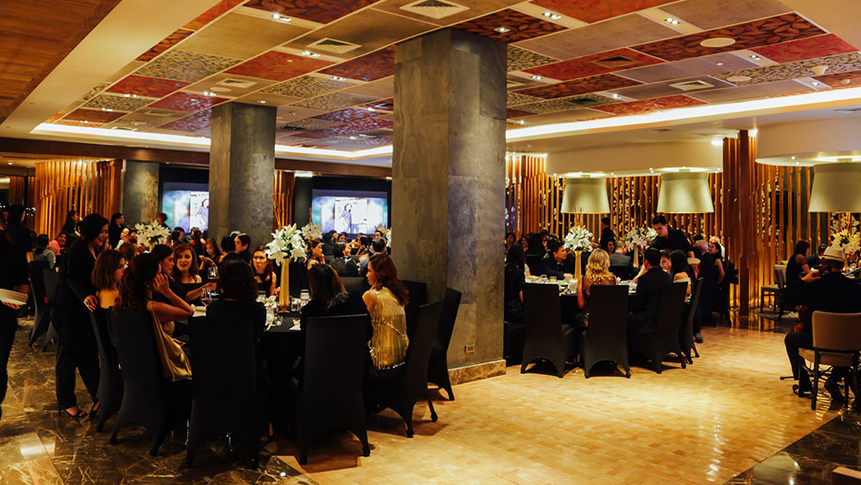Society Belles Celebrate Marie France's 30th Anniversary