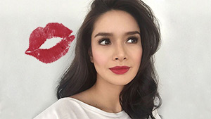 How To Wear A Pop Of Red On Your Lips Like Kim Chiu, Jessy Mendiola And More
