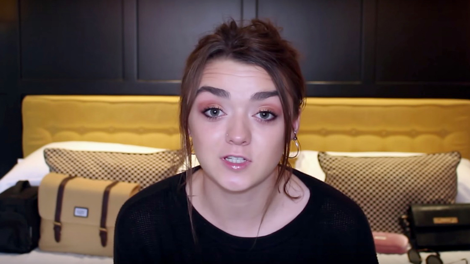 Game Of Thrones' Arya Stark Launched A Youtube Channel