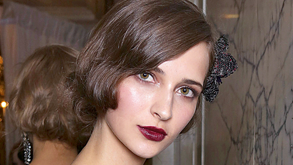 Cop The Look: Marchesa's Romantic Lids and Lips