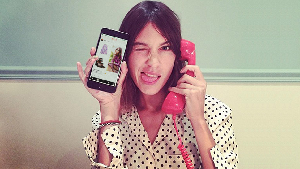 Alexa Chung Launches A New Fashion App