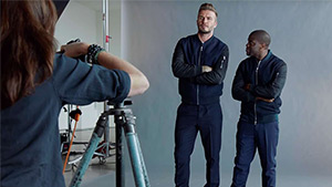 Watch: When Kevin Hart Became David Beckham