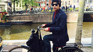 Enchong Dee's Europe Style Diary