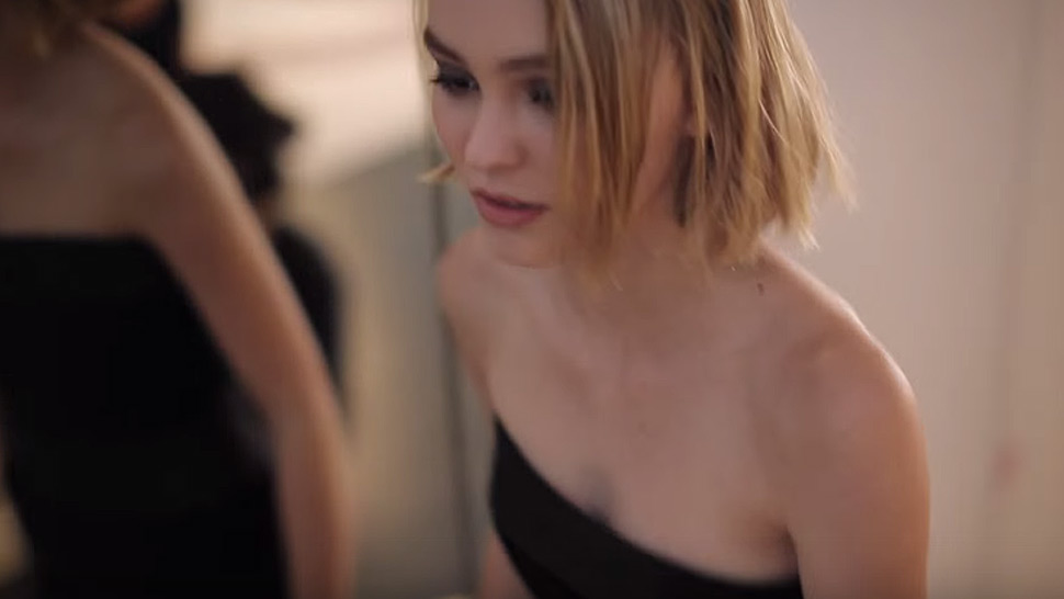 WATCH: Karl Lagerfeld's Photo Shoot with Kristen Stewart, Lily-Rose Depp, Lily Collins and More